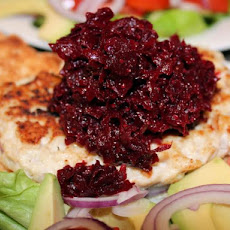 Spicy Beetroot Relish
