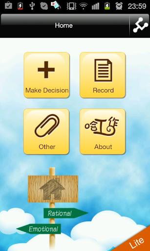 管理學 決策工具