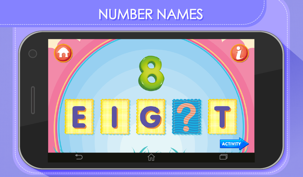 Kids Math Count Numbers Game Screenshot 19