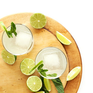 Coconut Gin and Tonics