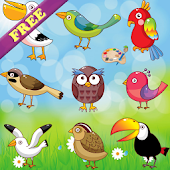 Game Coloring Book: Birds ! FREE version 2015 APK