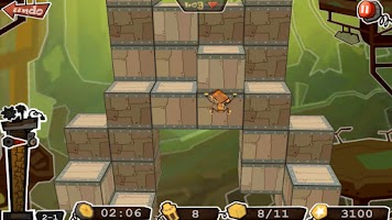 Screenshot of Robo5: 3D Action Puzzle