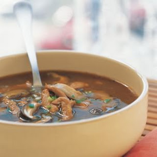 Hot And Sour Soup With Pork Recipes