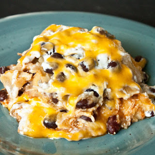 Shredded Chicken And Black Bean Casserole Recipes