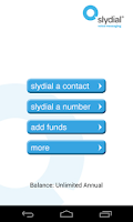 Screenshot of Slydial - Voice Messaging