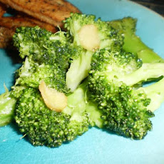 Quick Asian Broccoli Stir-Fry