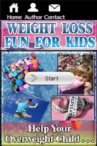 Weight Loss Fun For Kids