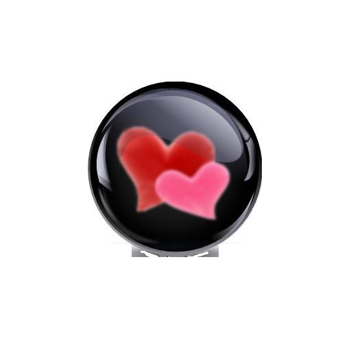 水晶浪漫壁紙 個人化 App LOGO-APP試玩