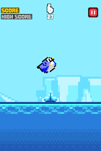 Antarctic Escape - screenshot