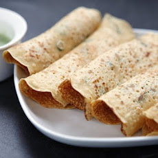 Pudla (Indian Chickpea Crepes)