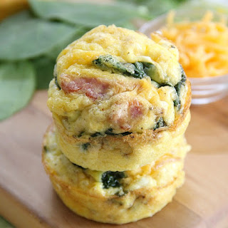Low-Carb Egg Muffins