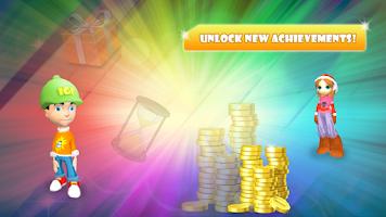 Screenshot of 3D Ice Run