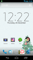 Screenshot of Christmas Tree wallpaper