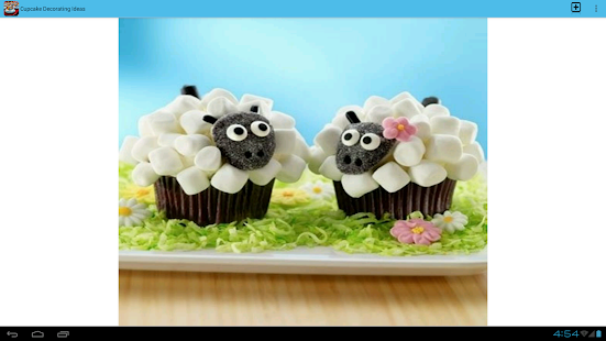 Cupcake Decorating Ideas - screenshot
