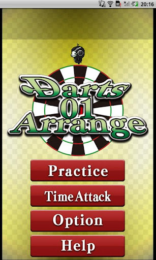 Darts01Arrange