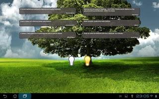 Screenshot of La Frase del Día