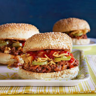 Smoky Tex-Mex Sloppy Joses