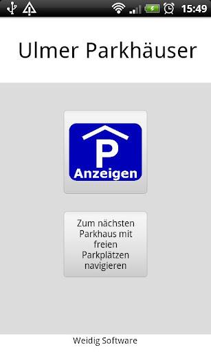 Ulmer Parkhäuser