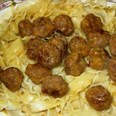 Cook's Illustrated Swedish Meatballs