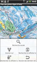 Screenshot of Map of Alpe d'Huez pist