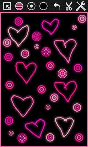Pink Draw