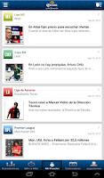 Screenshot of Corona Futbol