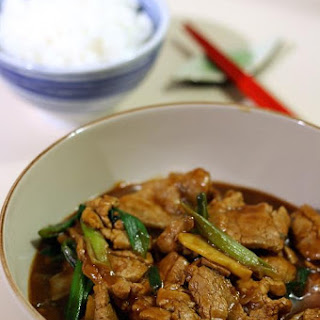 Spring Onion And Ginger Pork Recipes