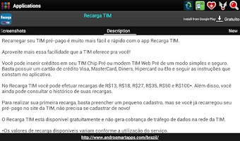 Screenshot of Brazil Android