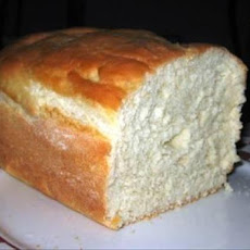 Homemade White Bread, Non-Bread Machine