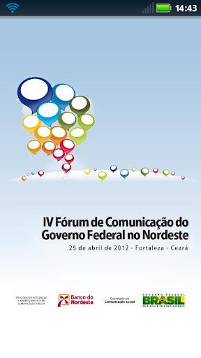 Fórum de Comunicação Nordeste
