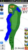Screenshot of G-CORE Green Caddy Golf World
