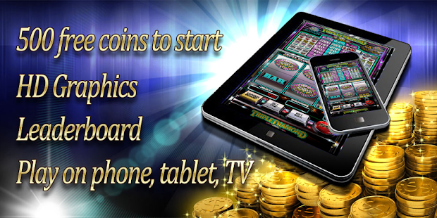 Triple Diamond Mobile Free Slot Game - IOS / Android Version