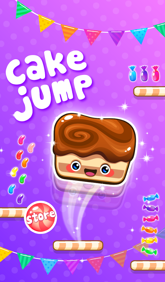 Cake Jump Screenshot 12