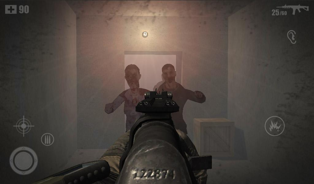 Zombie: Whispers of the Dead Screenshot 4