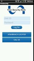 Screenshot of First Security Bank (MT)