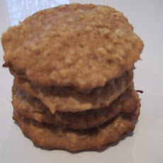 Coconut Oatmeal Cookies from Francis