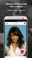 Screenshot of flikdate - Video Chat & Date