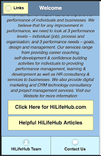 HiLifeHub - screenshot