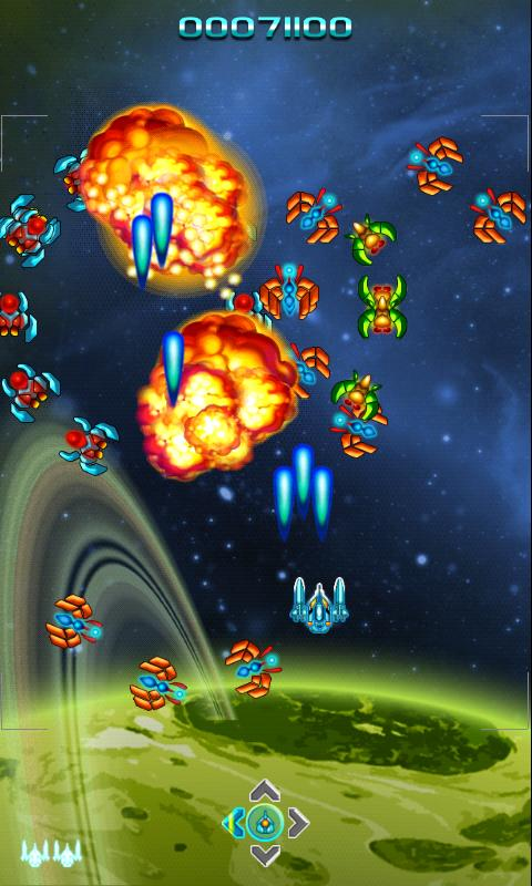 Galaga Special Edition Free Screenshot 2