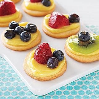Mini Fruit Tartlets Recipes