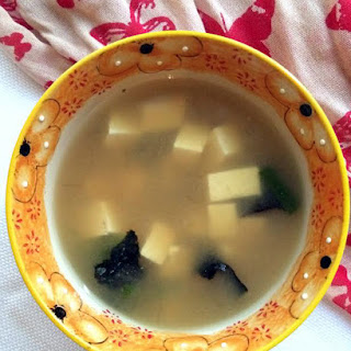 Easy Six Ingredient Miso Soup