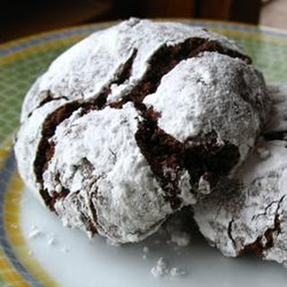 Chocolate Crinkles II