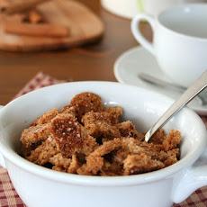 Cinnamon Crunch Cereal and Paying It Forward