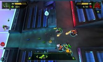 Screenshot of LEGO® HeroFactory Brain Attack