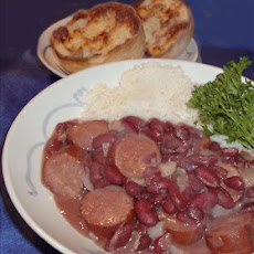 Red Beans and Smoked Sausage