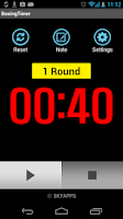 Screenshot of Boxing Timer Pro (Ad-Free)