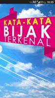 Screenshot of Kata-Kata Bijak Terkenal