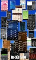 Screenshot of RocketDial Windows Phone Theme