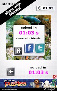 Under the Sea Puzzles - screenshot