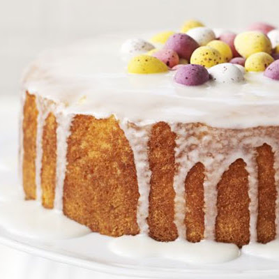 Lemon & Orange Cake